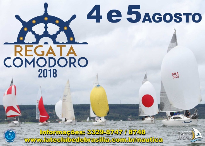 Banner Regata Comodoro